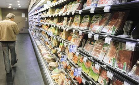 Jamon iberico pata negra mercati italiani